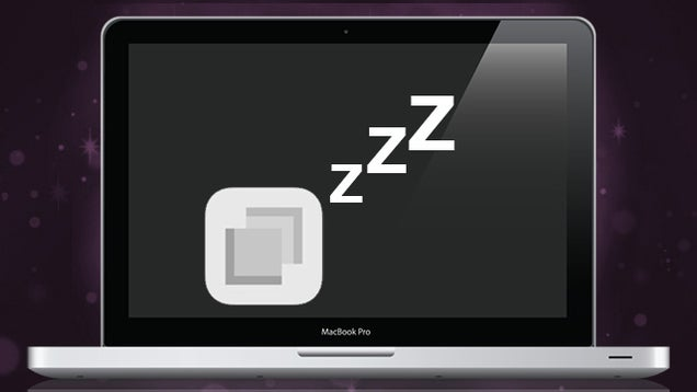 Remotely Put Your Mac to Sleep from Your iPhone Using Drafts