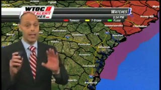 TV Station Interrupts Sudden Death-Winning Putt To Report On Weather