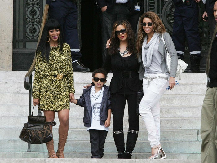 Solange, Tina & Beyonce: We Are Family