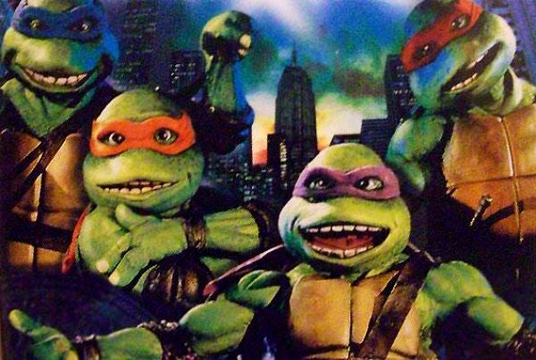 Michael Bay's Teenage Mutant Ninjas Turtles will be motion-captured