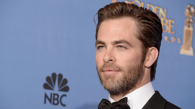 Chris Pine Charged With Drunk Driving in New Zealand