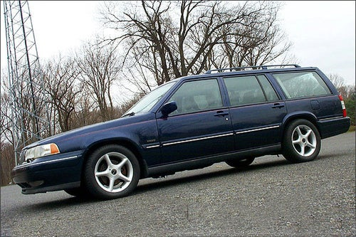 The Ford-Powered Volvo Wagon Paul Newman Built