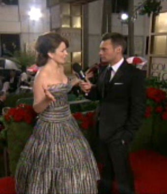 Live Blog: E!'s Golden Globes Red Carpet