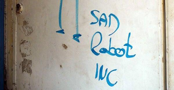 The Saddest Robots in Eurasia