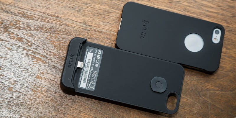 FLIR ONE Camera Review: Yep, iPhone Predator-Vision Is Awesome