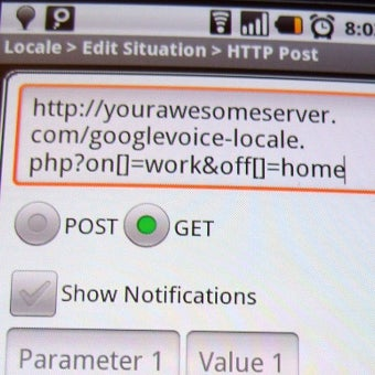 Synchronize Google Voice with Your GPS Location