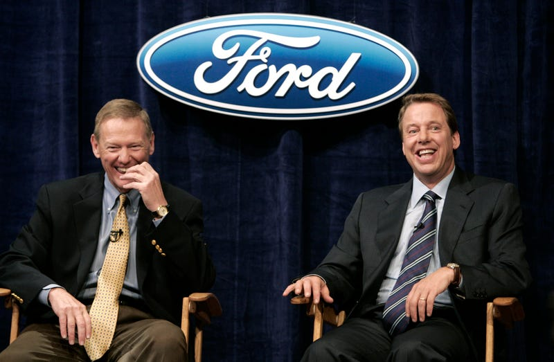 Breaking: Ford CEO Alan Mulally Goes Nowhere… Just Like Women Execs Who Work At Ford