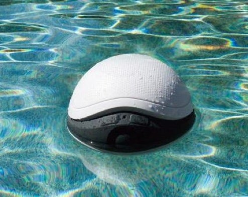 Submersible Speaker Looks Like Sci-Fi Prop, is Wireless, Illuminating