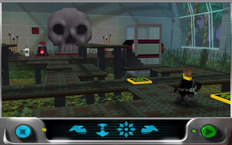 That Time When Digital Domain Made a LEGO Game