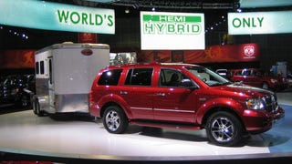 The Lamentable Fate Of The Full-Size Hybrid SUV