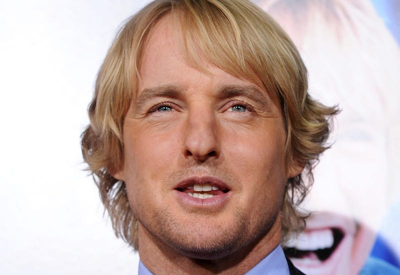 Owen Wilson Gives His Baby a Normal Name