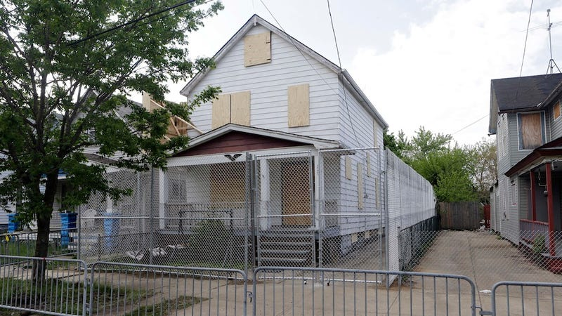 Watch Ariel Castro's House Be Demolished Live