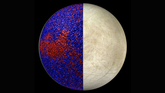 It may be easier to find alien life on Europa than we thought