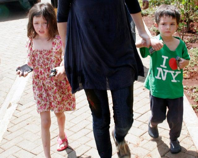 Brave Boy Confronts Kenya Mall Gunman, Gets Him to Beg for Forgiveness