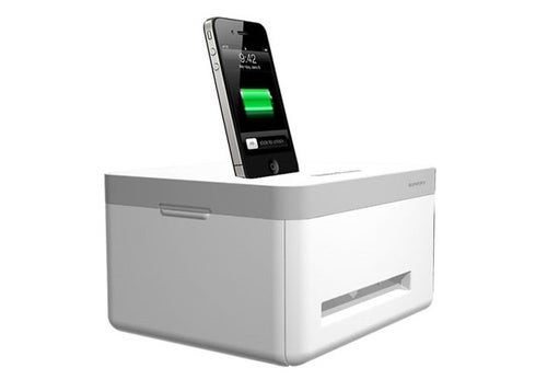 Bolle BP-10: The First Dedicated iPhone Printer and Probably the Last