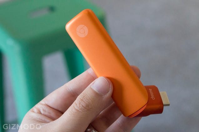 Google's Chromebit Turns Any TV Into a Chrome PC for Under $100