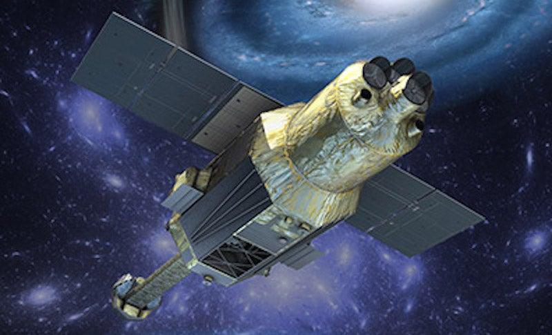 Elusive Japanese Black Hole Seeking Satellite Breaks Silence