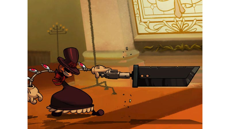 From Kuribo's Shoe to Requiem For A Dream's Fridge, Skullgirls' Great Visual Gags