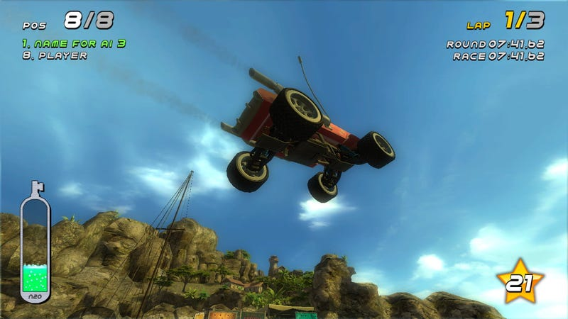 Smash Cars Crashing Onto PSN