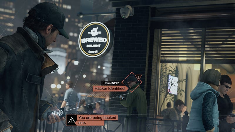 Watch Dogs' Multiplayer Lets You Screw With Other Players' Good Times