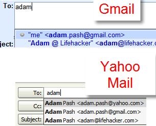Yahoo Mail Innovates, Gmail Stagnates