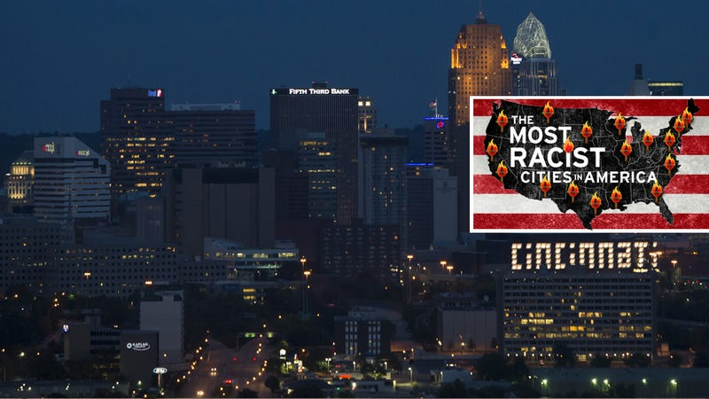 The Most Racist City In America: Cincinnati?