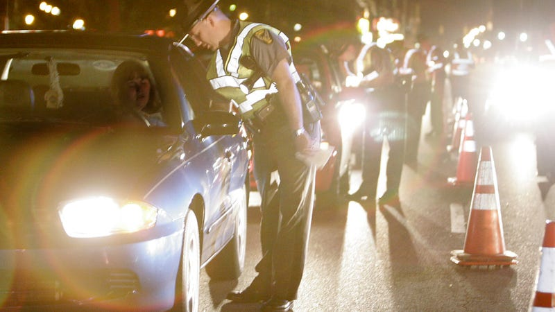 Why Ohio Cops Are Setting Up Fake Highway Checkpoints