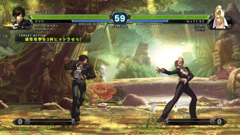 The King Of Fighters XIII Is Buggy And Needs Special Rules