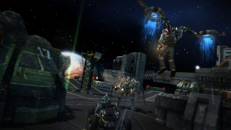 New Starhawk Screens Make it Hard to Keep Our Expectations in Check