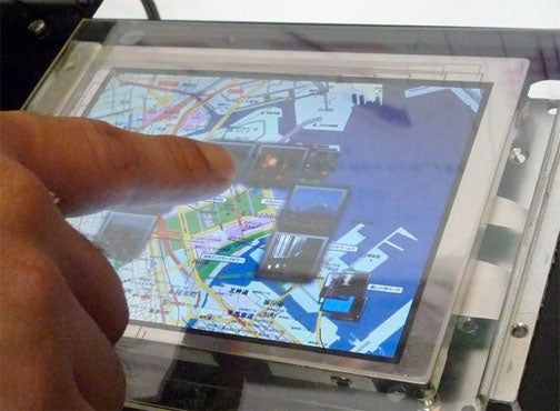 Mitsubishi '3D Touchscreen' Knows How Far Away Your Finger Is, Prevents Sneaky Pokes