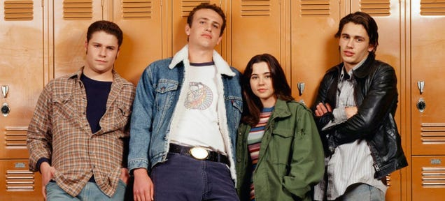 Watch Freaks and Geeks, an Awesome Show From a More Peaceful Time