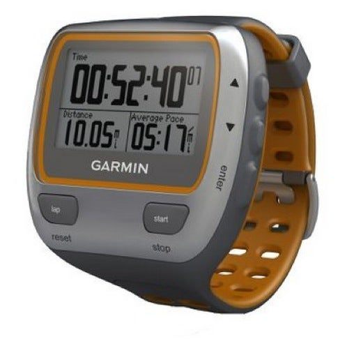 Garmin 405CX and 310XT Forerunner Watches With GPS Have Everything An Athlete Needs