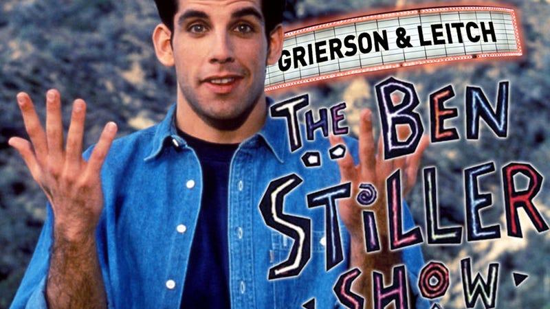 Remembering The Pre-Famous Ben Stiller Of The Ben Stiller Show