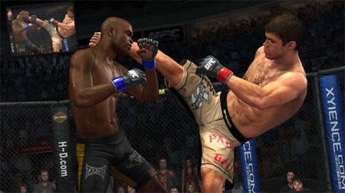 THQ Happy Not To Be In EA's MMA Position, Thank You