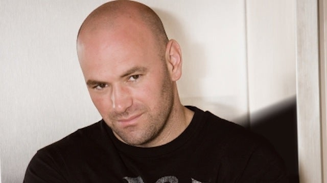 Dana White Demands A Porn Star On A Leash