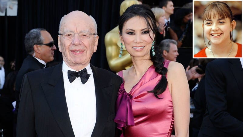 Rupert Murdoch Promised a 13-Year-Old Girl Favorable Press to Sing at His Wedding