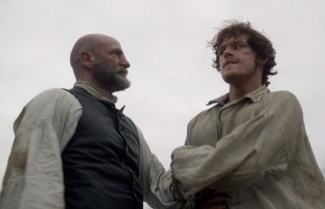 Outlander Recap: So Much for Claire's Great Escape