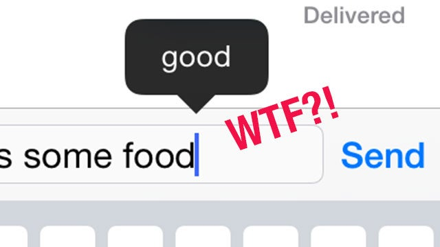 Prevent Your iPhone from Autocorrecting Correct Words