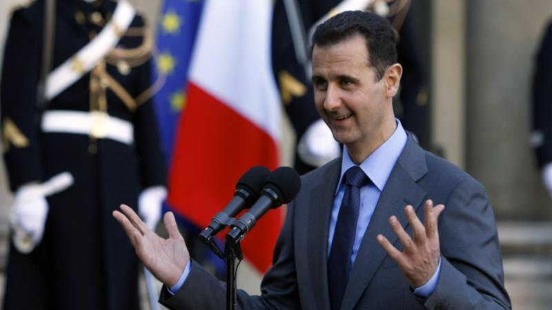 Syrian President Bashar al-Assad Sworn In for Another Seven Years