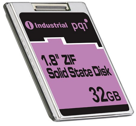 PQI Teases Us With Speedy 256GB Solid-State Drive