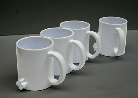 Link Mugs Let You Carry Six Cups at a Time