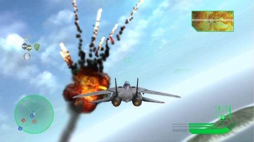 Top Gun Review: Minus Tom, Minus Loving Feeling, Plus DualShock, Plus Multiplayer