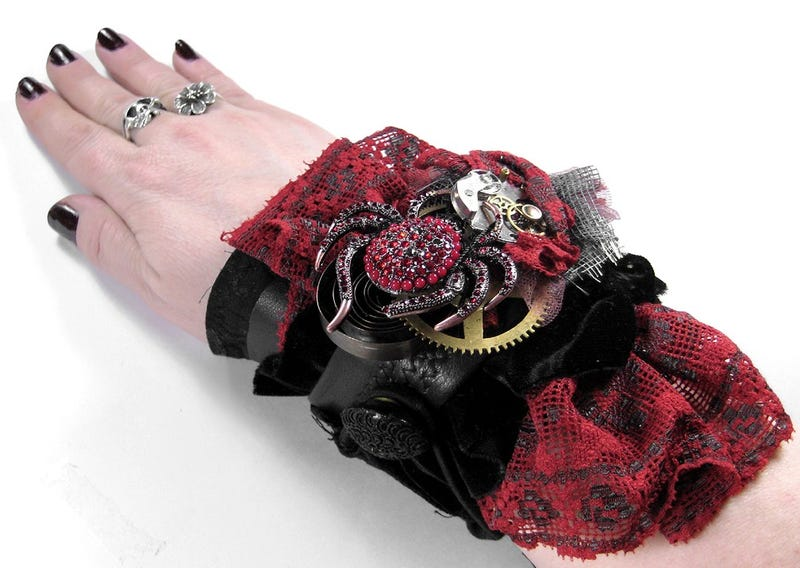 Steampunk Couture from edmdesigns