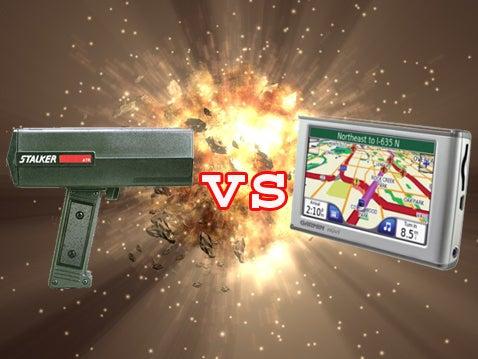 GPS Vs. Radar Gun Battle Appealed: GPS Wins!