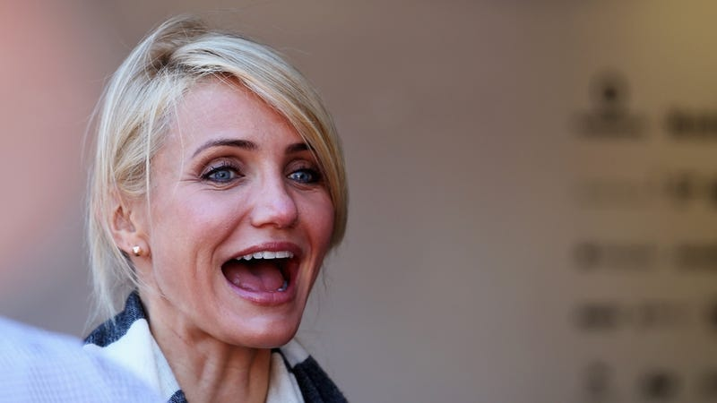 Cameron Diaz Urges Women to Grow a Thick, Thorny Bramble Bush of Pubes