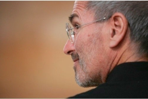 Measuring Steve Jobs Recuperation Through His Minions' Anguish