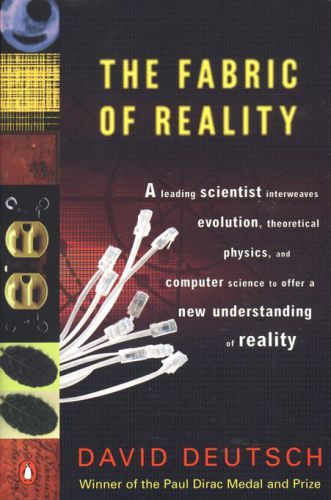 David Deutsch's The Fabric of Reality connects the spookier elements of quantum mechanics