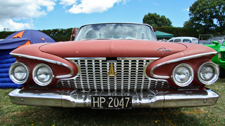 The Proto Spindle: '61 Plymouth