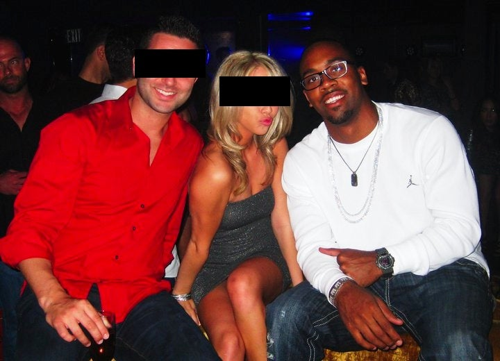Here Are Some Photos Of Marcus Jordan's $35,000 Night In Las Vegas