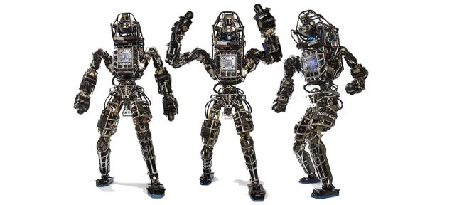 The ATLAS Robot Will Soon Be Walking Without a Tether